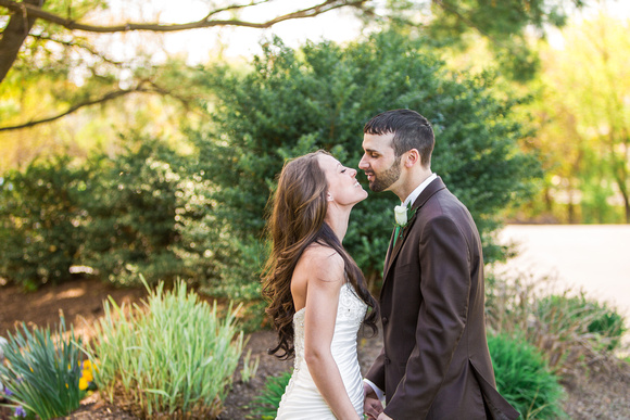 Baker Wedding - First Look 077